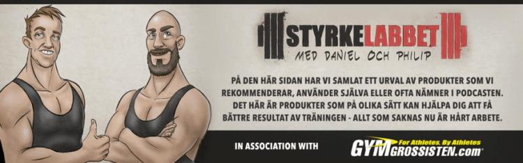 Styrkelabbet Gymgrossisten