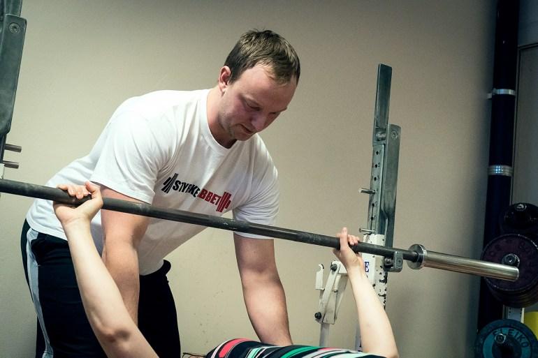 Gå med i en atletklubb för att ta din styrketräning till nästa nivå