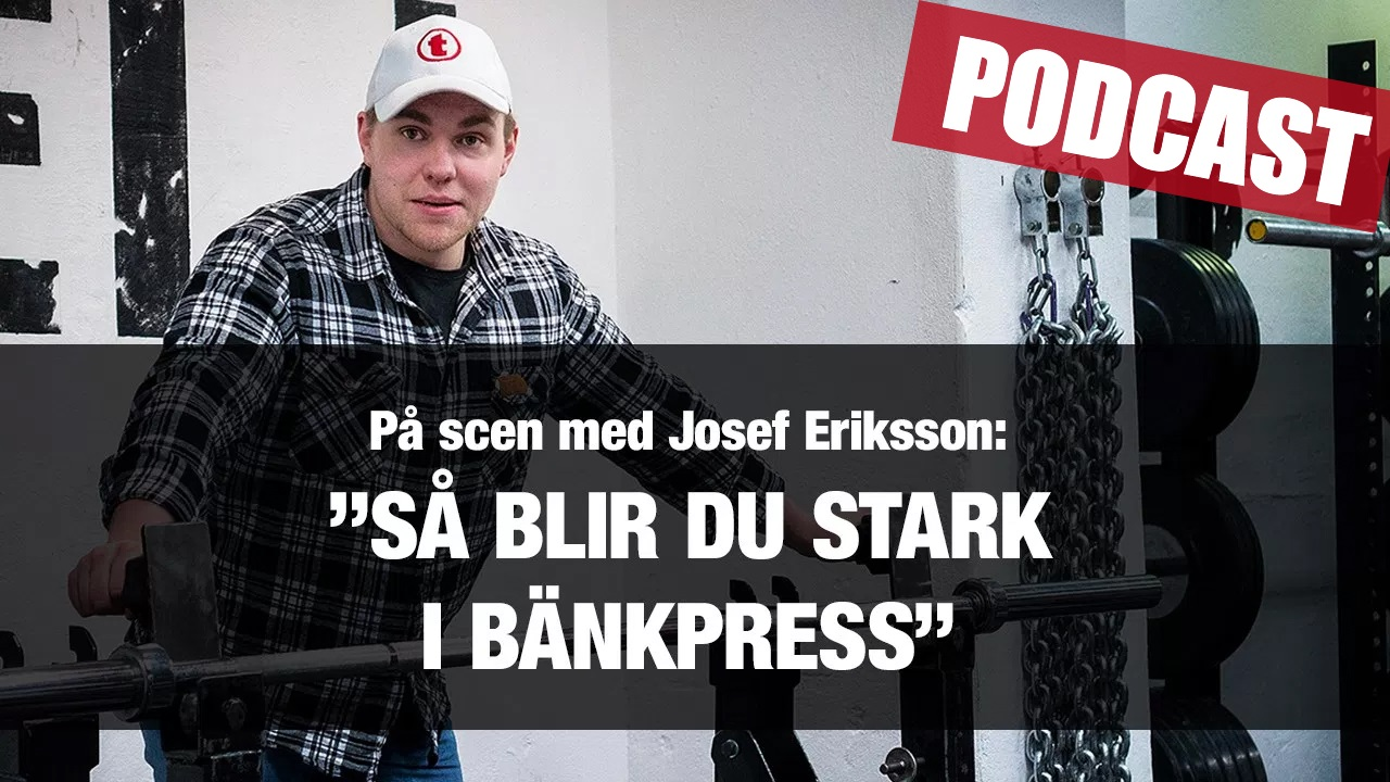 Josef Eriksson Styrkelabbet