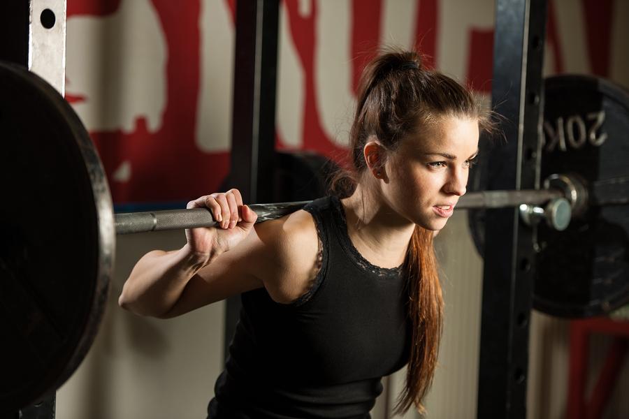 periodisk fasta styrketräning