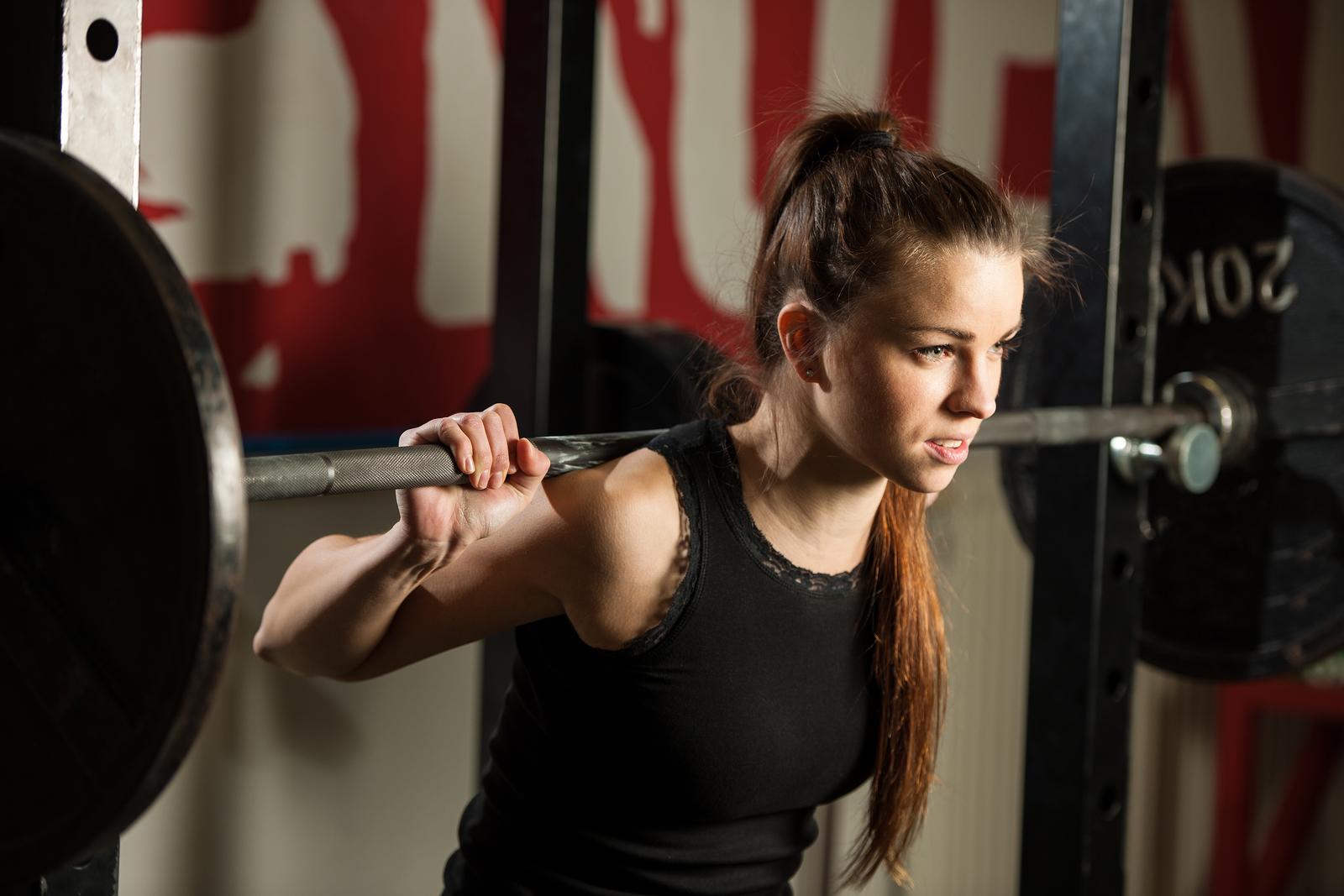 Träning med fria vikter