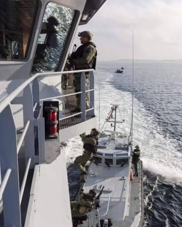 Sjøheimevernet har en rekke spesialiserte kapasiteter som ikke kan erstattes. Foto: Forsvaret
