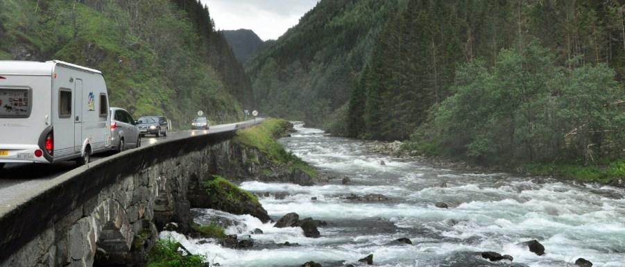 Noruega estrada