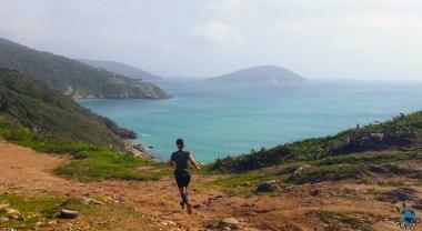 trail running arraial