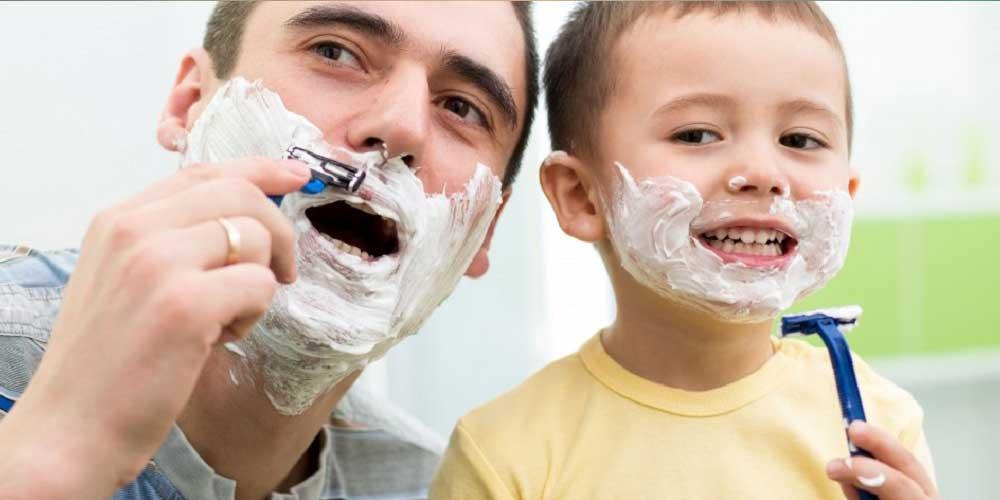 Pais São Exemplos Dos Filhos, Bons Ou Não. 1