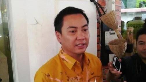 Ketua DPD Partai Golkar DKI, Fayakhun Andriadi