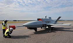 Eads Continues Barracuda Test Flights In Canada Suas News The