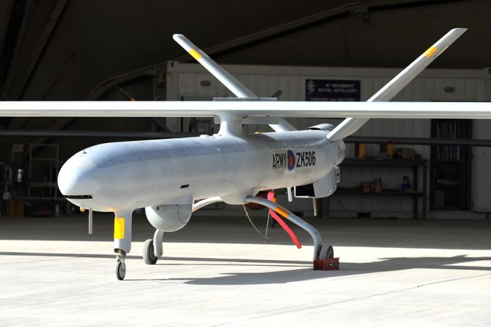 HERMES 450 REACHES 70,000 HRS IN AFGHANISTAN