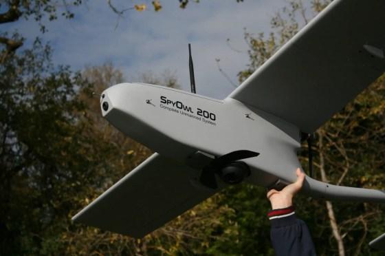 Spy Owl 200 Surveillance Version