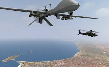MetaVR GreyEagle Apache KismayoTerrain