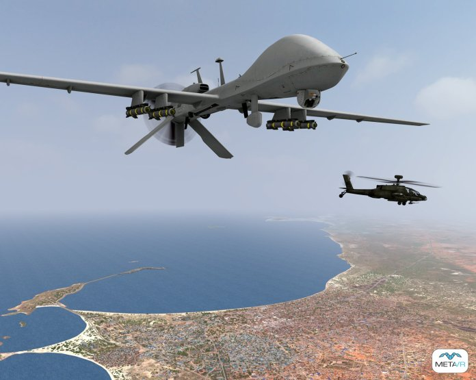 GA-ASI Grey Eagle Surpasses 1 Million Flight Hours - sUAS Information 1