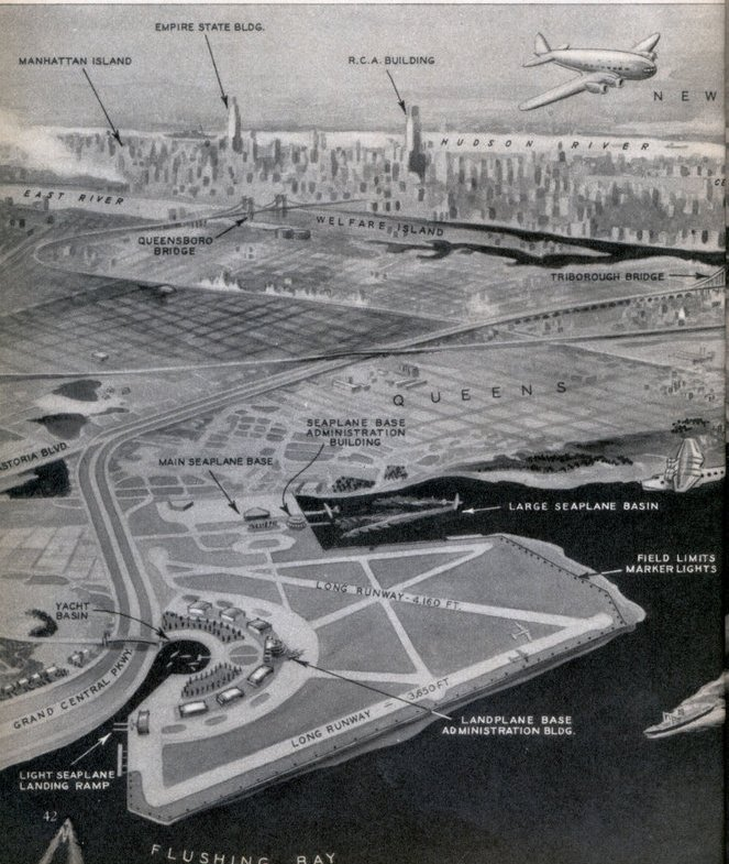 LaGuardia International Airportold