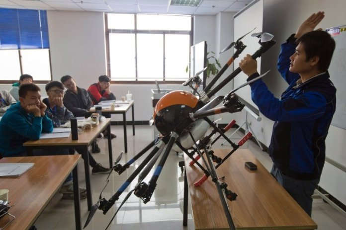 droneschoolchina