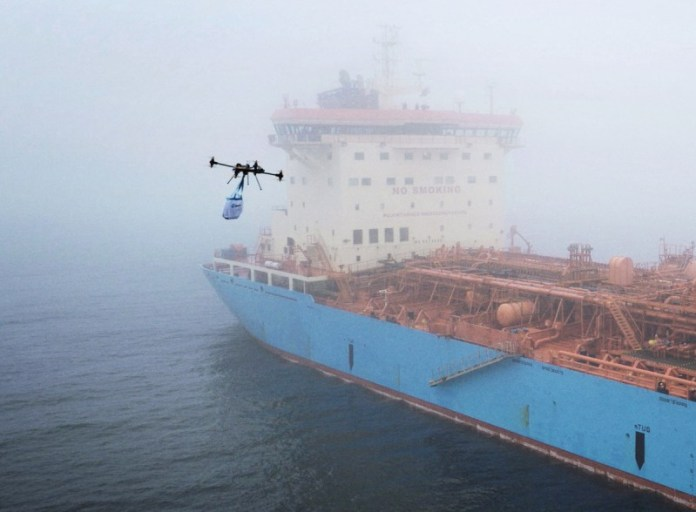 drone maersk