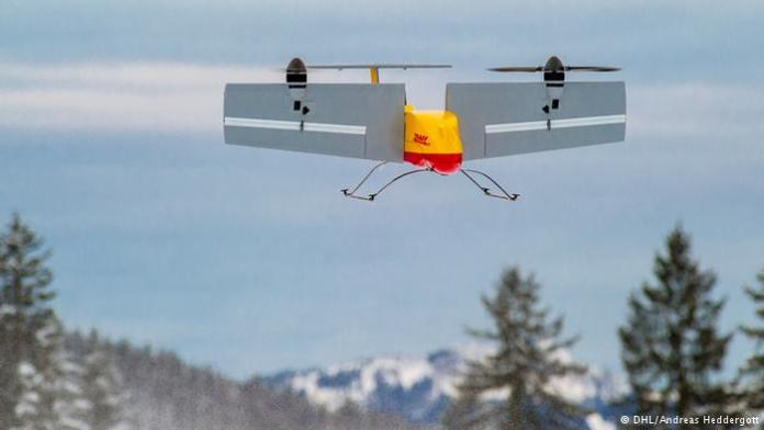 EASA publishes regulatory framework for drone service deliveries - sUAS Information 3