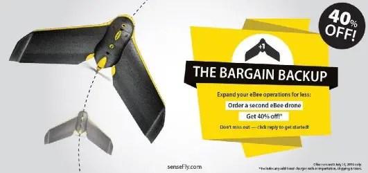 ebee bargain backup