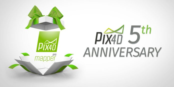 PIX4D Birthday offer, one day only price reduction - sUAS News - The