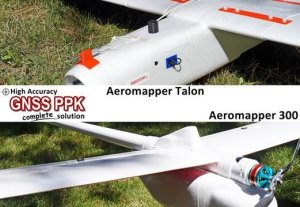 GNSS PPK Upgrade for Aeromappers