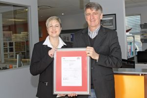 LightWare is now ISO9001:2008 certified