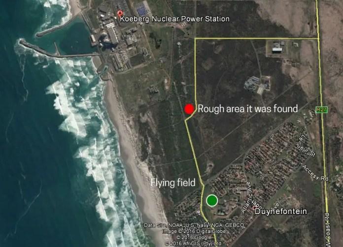source: sUAS News / Google Earth