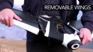 parrot-disco-drone-center