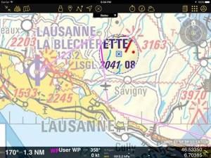 sensefly airspace