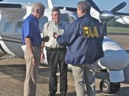 FAA ramp check