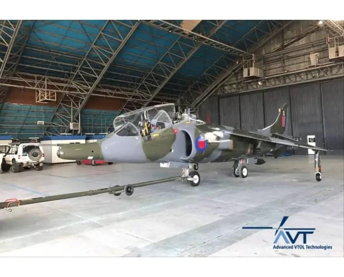 AVT Harrier