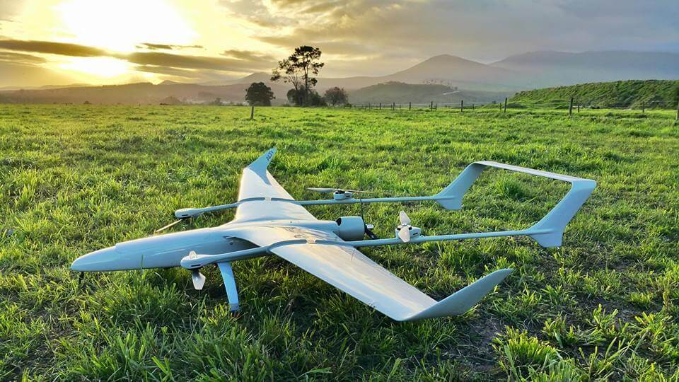 Alti UAS dispute IP with Australian composites manufacturer