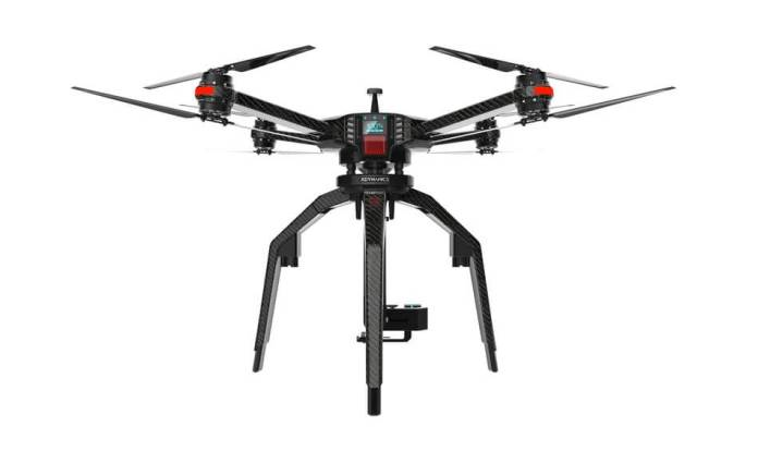 XDynamics Unveils D-02, Modular Customizable Industrial Drone for