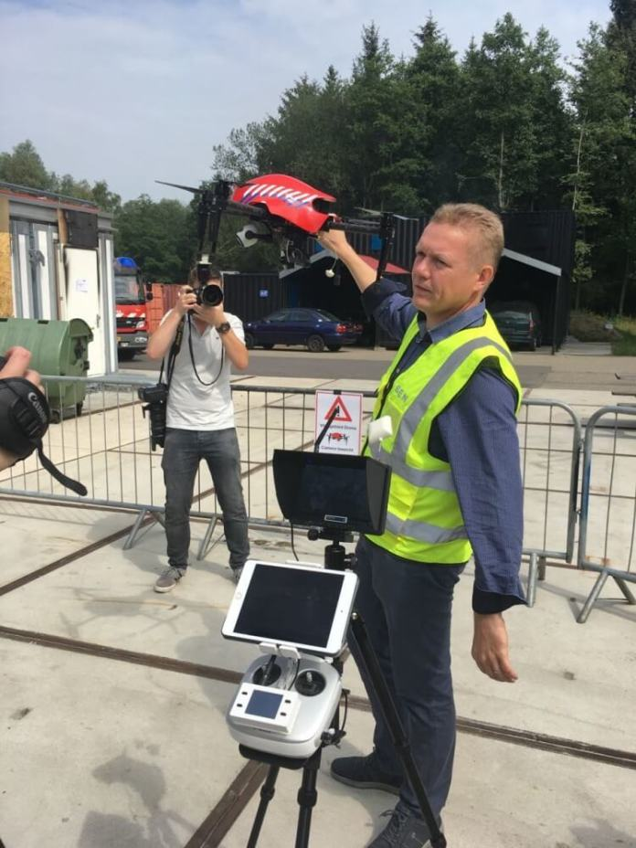 Dutch Public Safety Organisations Benefit From New Dji