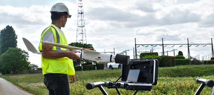 Delair - Drone inspection for power and utilities - sUAS News - The
