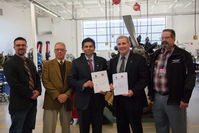 NCTC, SCSU celebrate partnership, NSF grant - sUAS News - The