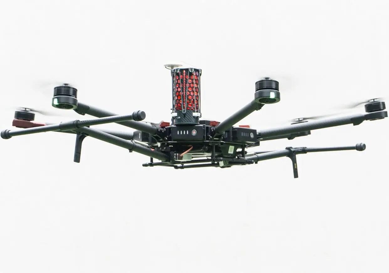 Drone Rescue Systems Gmbh Drone Rescue Presents