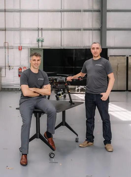 Hovermap autonomous GPS denied LiDAR mapping | amazing-drones com