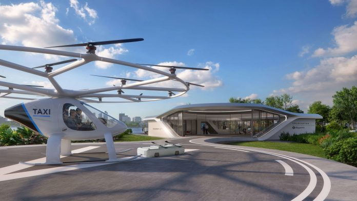 Volocopter Electrical Propulsion System Engineer (m/f/d) - sUAS Information 1