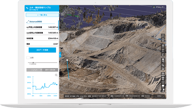 Even non-experts can master drone analytics with Terra Mapper data