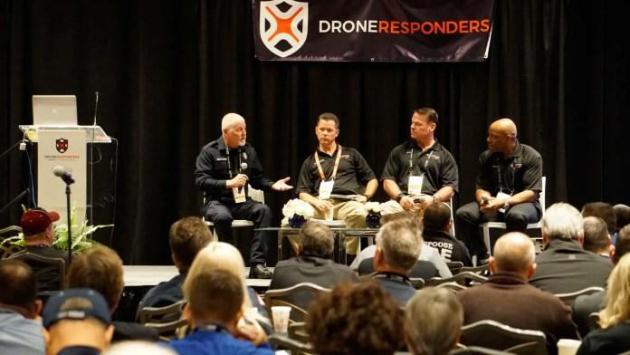 DRONERESPONDERS US Public Safety Summit Las Vegas 1