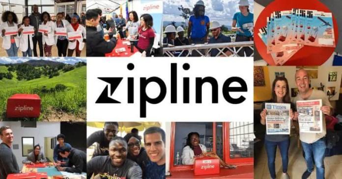 Zipline - Flight Operator and Controller (Pilot in Command) North Carolina - sUAS Information 1