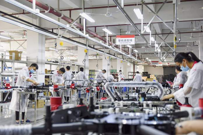 XAG Resumes Work and Drone Manufacturing to Support Spring Planting, as China Steadily Recovers from Coronavirus Outbreak - sUAS Information 2