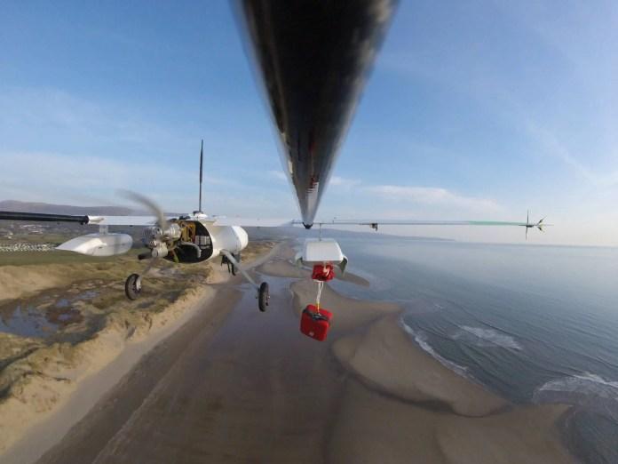 Snowdonia Aerospace BVLOS Emergency Medical Response Drone Trial - sUAS Information 1