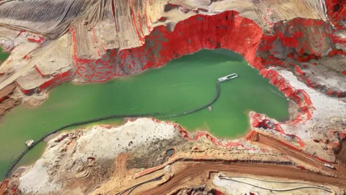 Latest Digital Surveyor Software program Highlights Harmful Slope Angles in Sand Pits, Quarries, Escarpments - sUAS Information 2