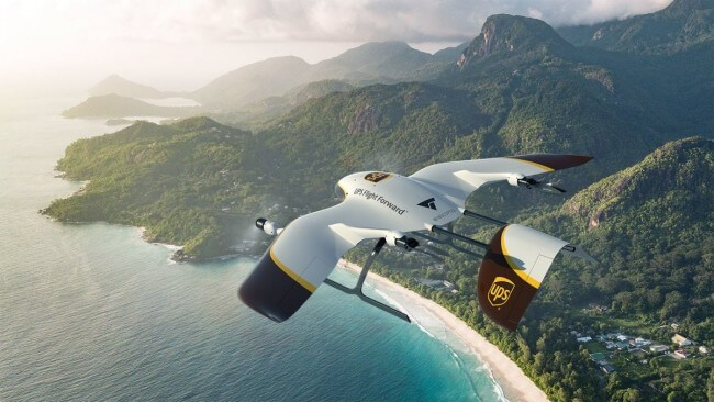 Wingcopter - Emergency assist for our buddies in Vanuatu - sUAS Information 3
