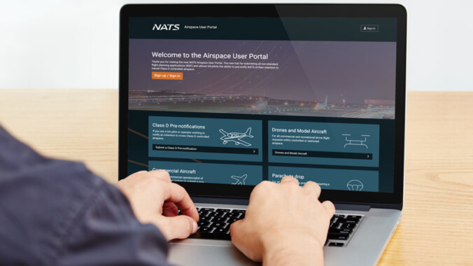 Revised process issued for Non-Standard Flight applications in place of the Airspace User Portal - sUAS News - The Business of Drones