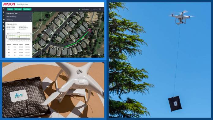 Dive Supply Begins Yard Drone Deliveries of Important Items in San Mateo & Contra Costa Counties (CA) - sUAS Information 3