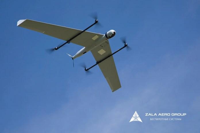 ZALA AERO has developed a brand new multipurpose VTOL unmanned aerial automobile ZALA 421-16EV - sUAS Information 3