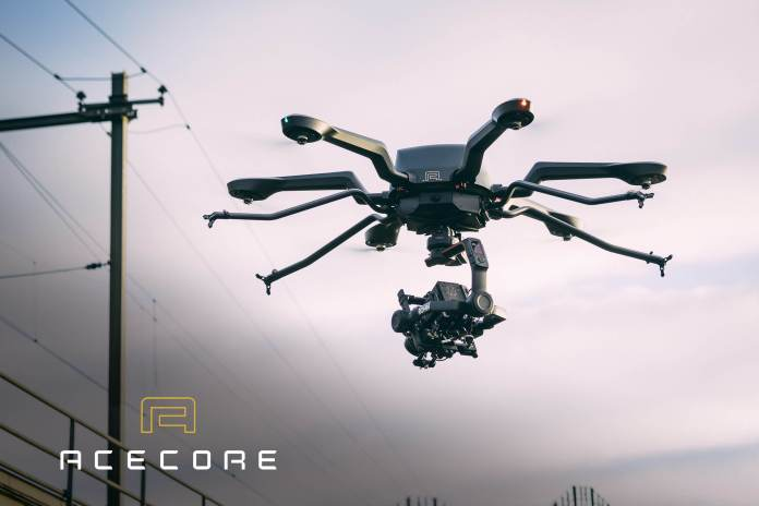 Acecore Applied sciences introduces their Noa drone, the persistent heavy lifting hexacopter. - sUAS Information 1