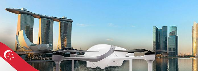 Airobotics Receives World's First Approval to Fly Automated, Industrial Drones Above a Main Metropolis, Flies Above Singapore - sUAS Information 1