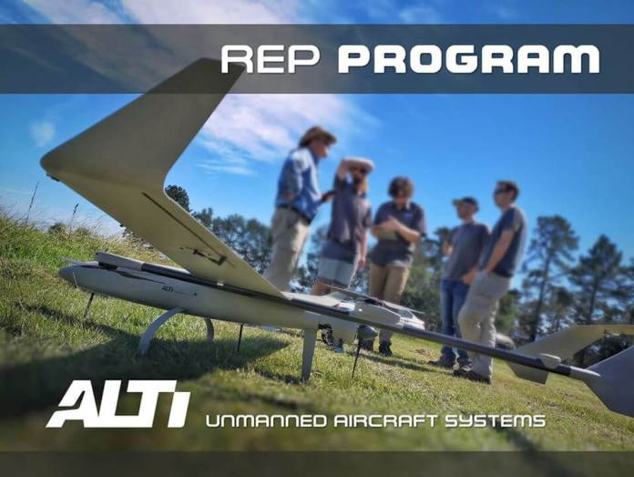 Change into an ALTi REP - sUAS Information 5