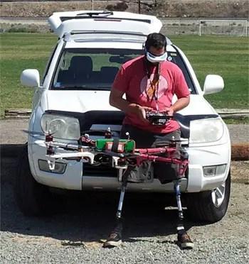 Adaptive Leisure Remedy using sUAS - sUAS Information 1